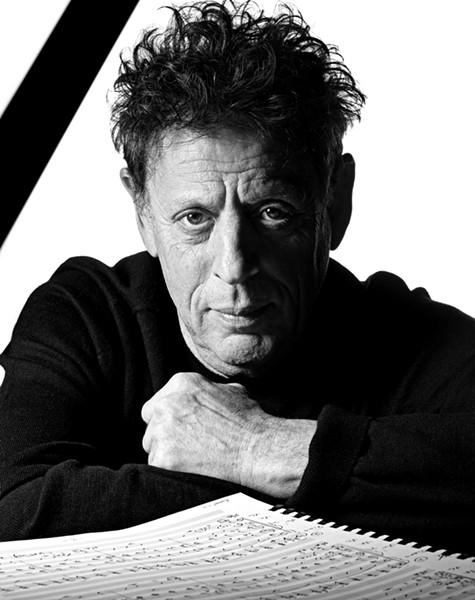 Philip Glass - STEVE PYKE POMEGRANATE ARTS