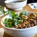 Pho Curry Ford, a modest joint on Curry Ford Road, serves up dependable Vietnamese staples