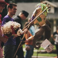 The race is on: Urban ReThink hosts 2nd Annual Broomstick Pony Derby