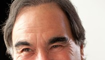 Academy Award-winning filmmaker Oliver Stone stops by Rollins College