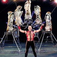 """Video Preview: Ringling Bros. Barnum & Bailey's """"Built To Amaze"""""""