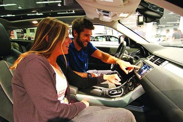 Photo courtesy of Central Florida Auto Show