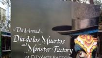 Photo Gallery: Dia De Los Muertos at CityArts Factory