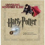 Photos: United States Post Office to reveal Harry Potter Stamps