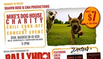 Pit bull rescue organization to hold chili cook-off fundraiser on Sunday