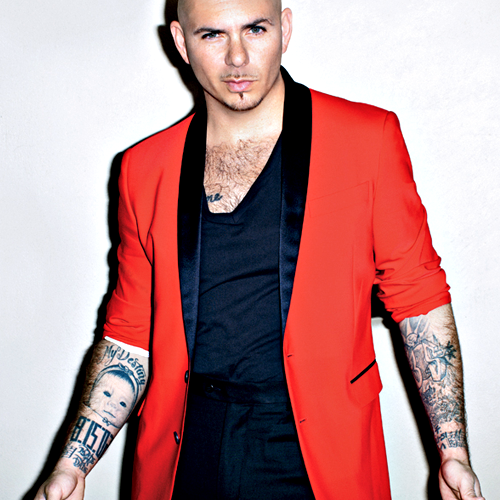 Pitbull plays Universal 8:30 Saturday, April 13