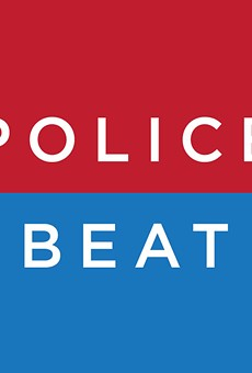 Police Beat: Incidents reported by the Orlando Police Department