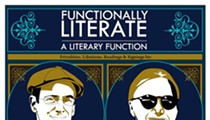 Urban ReThink hosts Functionally Literate: A Literary Function reading series