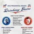 Presidential Debate Drinking Game!