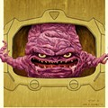 Promo for Saturday's Boss Krang art show features Pat Fraley, the original voice actor