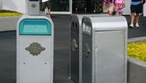 Push The Talking Trash Can canned at Disney