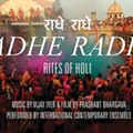 'Radhe Radhe' intensely embodies Holi, the festival of colors