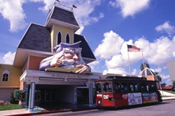 Remember Orlando's Mystery Fun House? A gallery of photos from then and now.