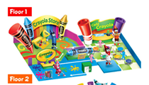 Crayola to open new attraction at Florida Mall