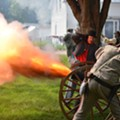 Renninger's hosts the Battle of Townsend's Plantation Civil War Festival