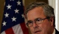 "Republican savior John Ellis ""JEB!"" Bush to speak at Rollins tonight, is totally running for prez"