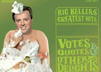 RIC KELLER'S GREATEST HITS