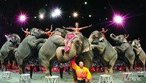 Ringling XTreme stomps into Amway Arena