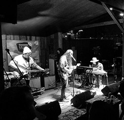 Roadkill Ghost Choir at SXSW 2014, Photo by Josh Grant