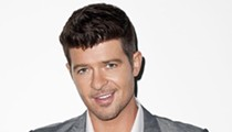 Universal Orlando Mardi Gras extends with Robin Thicke on June 7