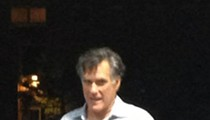 The Romney sightings: Once more, Mitt feeling