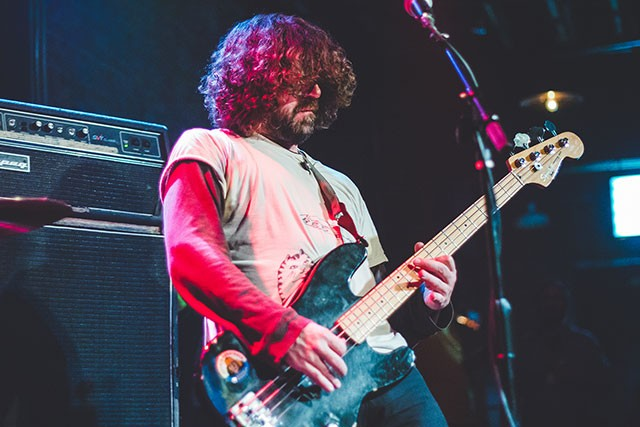 SEBADOH AT RALPHFEST 3 - PHOTO BY JAMES DECHERT