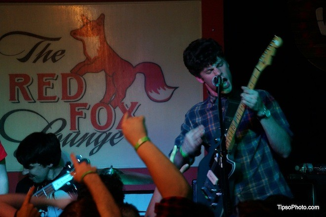 Your side: Photos from You Blew It!, Tiny Moving Parts and Rozwell Kid at Will's Pub - TIPSO PHOTO