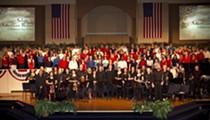 Selection Reminder: Central Florida Community Arts' Joy to the World concert!