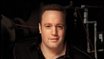 Selection Reminder: Kevin James heads to Hard Rock Live tomorrow!