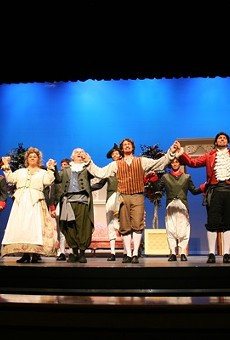 Selection Reminder: The Barber of Seville!