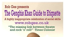 Selection Reminder: The Genghis Khan Guide to Etiquette!