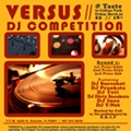 Selection Reminder: VERSUS DJ competition tonight!