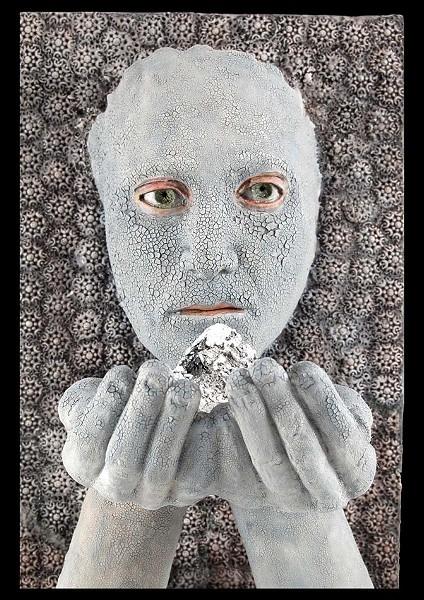 'Self-Portrait' by Helaine Schneider