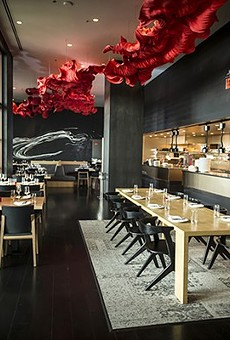 Sexy Spanish steakhouse Capa soars to the top of our list of must-eat restaurants