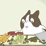 Short Film Friday: Cooking Dog and Hot for Teacher