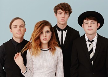 """Sibling indie-pop quartet Echosmith talks growing up, turning points and """"Cool Kids"""""""