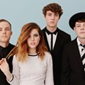 "Sibling indie-pop quartet Echosmith talks growing up, turning points and ""Cool Kids"""
