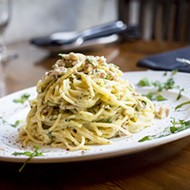 Sicilian specialties star at Maitland's Francesco's, but service is a kick