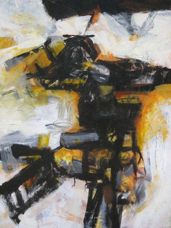 Sidestepper by Patricia Zalisko