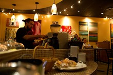 Sleeping Beauty - Local coffee, local music, local art and soup - something for everyone - PHOTO BY JASON GREENE
