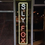 Sly Fox opens tonight, the new downtown bar from owners of Bar-BQ-Bar and Planet Pizza