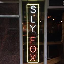 IMAGE VIA SLY FOX ON FACEBOOK