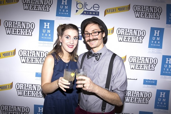 Smile! 80 shots from the Bite Night photobooth