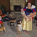 Disney princesses get a dose of harsh reality courtesy of photographer Dina Goldstein