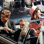 Sons and ammo: JFK, Zimmerman and the elephant gun in the room