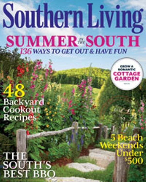 Southern Living Magazine June Issue Cmjpg