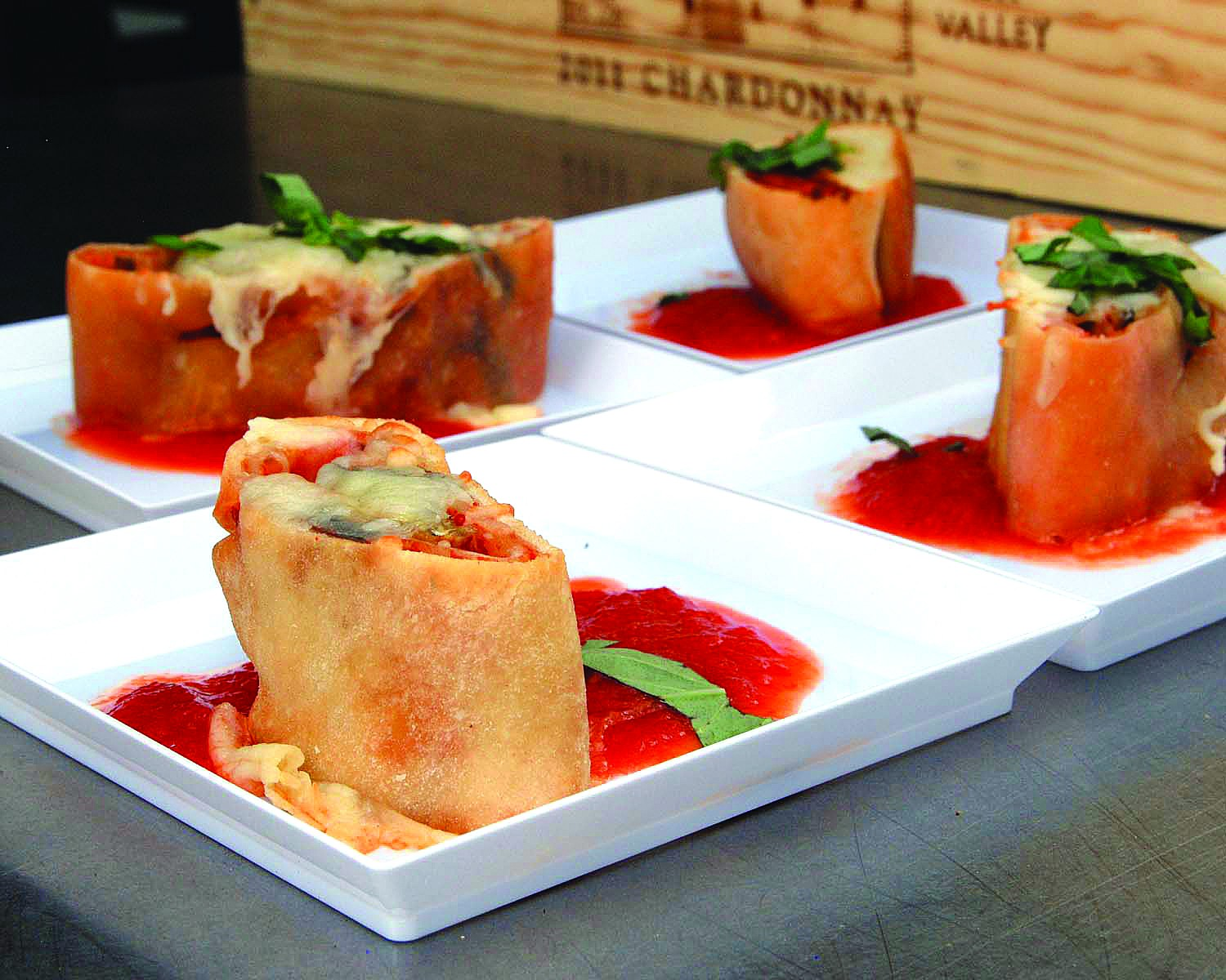Downtown Orlando Food And Wine Festival