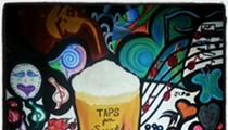 Taps From Scratch perfects the drink-and-view art party concept with Art on Tap event