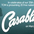 TCM's 20th anniversary brings Casablanca to Regal Winter Park Village on March 4