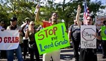 Tea Party Miami hires actors to protest environmental land buy